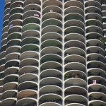 Les terrasses de Marina City © Vincent Desmonts
