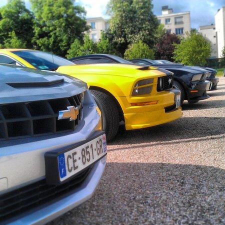 Cars & Coffee Paris