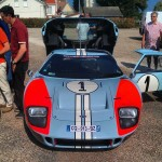 Ford GT 40 (réplique)