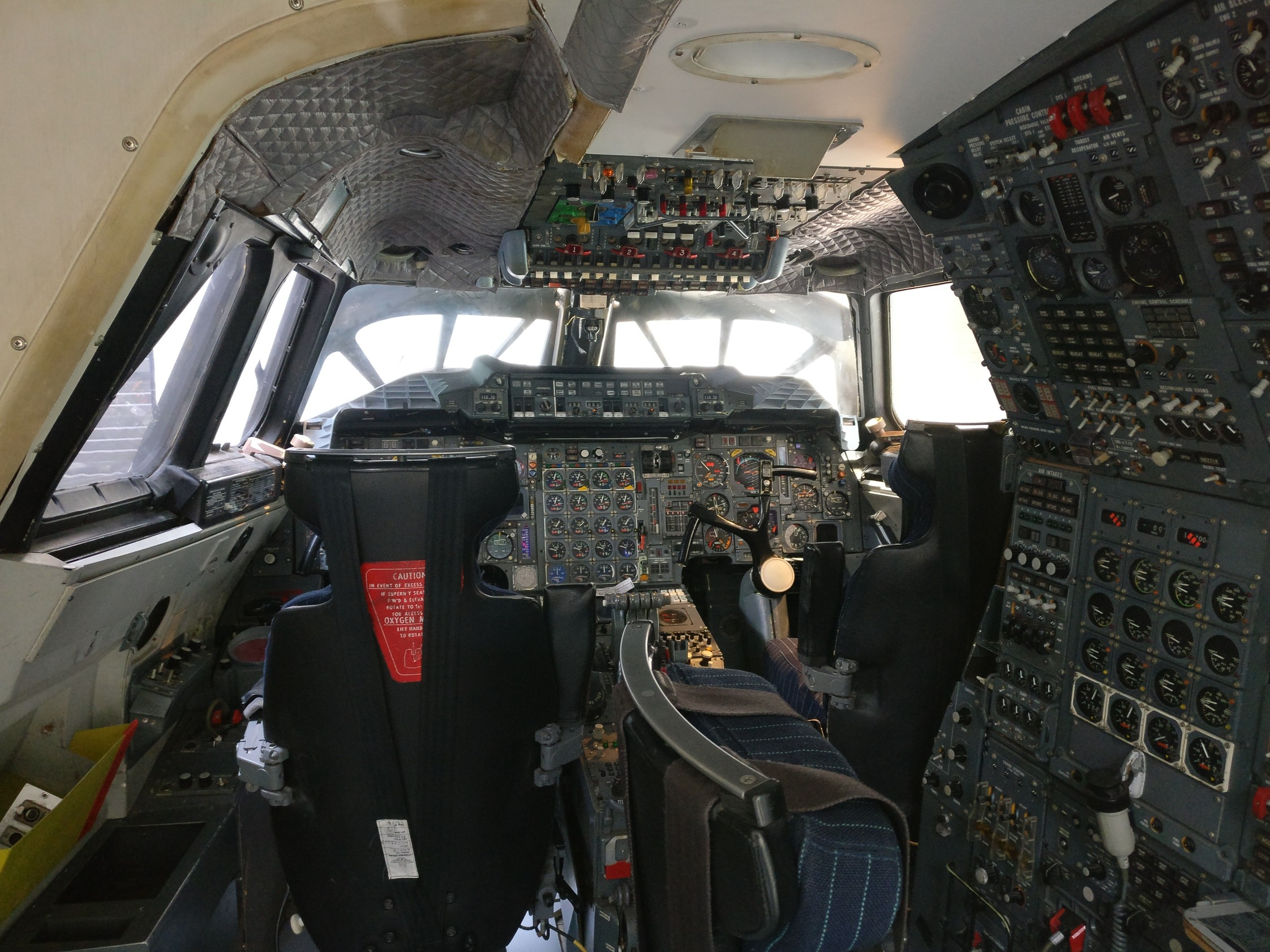 Simulateur Concorde